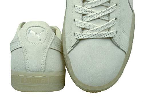 Puma Mono Beige Classic Basket 36210109 Suede qFqYw84