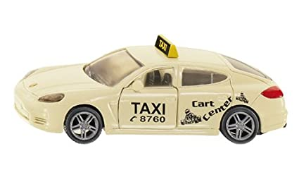 SIKU 1492 - Taxi Porsche Panamera