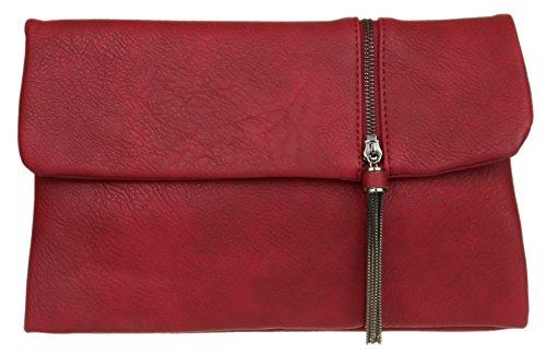 femme femme Girly Pochettes Pochettes Bordeaux Bordeaux Girly Girly Handbags Handbags Bordeaux Handbags femme Pochettes Sw1fS