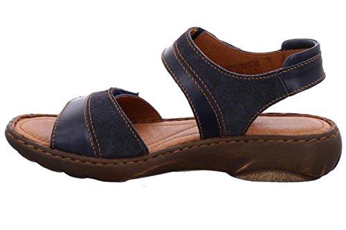 Josef Seibel Debra 19, Women's Sling Back Sandals Denim Combi