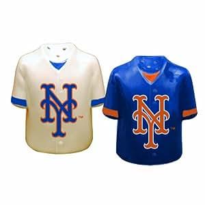 MLB New York Mets Gameday Salt and Pepper Shaker