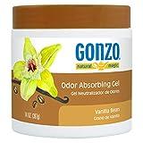 Natural Magic Odor Absorbing Gel - Odor Eliminator 14 Ounce - Vanilla Bean Fragrance
