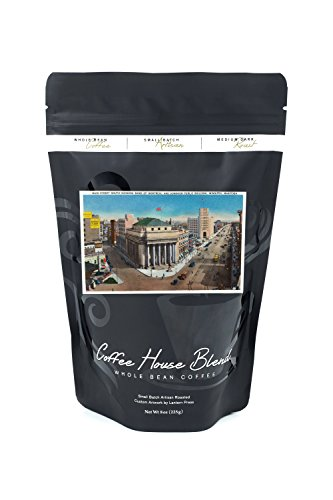 Winnipeg  Manitoba   Main Street South  Bank Of Montreal And Dominion Public Bldg  8Oz Whole Bean Small Batch Artisan Coffee   Bold   Strong Medium Dark Roast W  Artwork