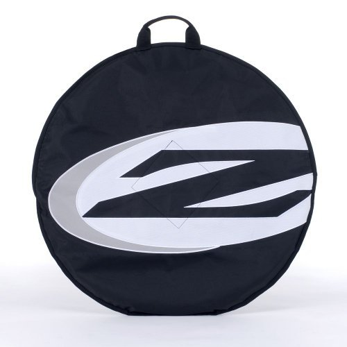 Zipp Padded Two Wheel Bag Black/ White Zipp by Zipp