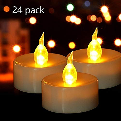 Flameless Candles Battery Holidays Decoration product image