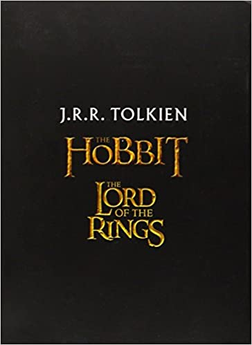 Book The Hobbit and The Lord of the Rings (Box Set of Fours) by J. R. R Tolkien (20-Nov-2014)