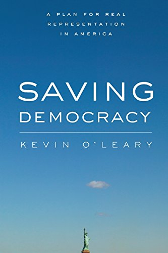 Saving Democracy: A Plan for Real Representation in America (Stanford Law Books)