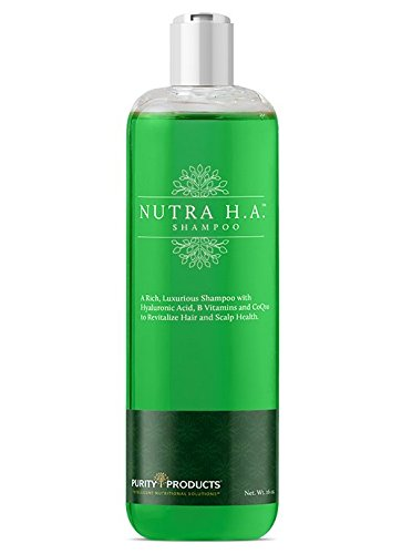 Nutra H.A Revitalizing Hair and Scalp Health Daily Shampoo