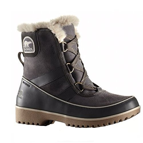 Sorel Women's Tivoli II Snow Boot, Quarry, 8.5 B - -