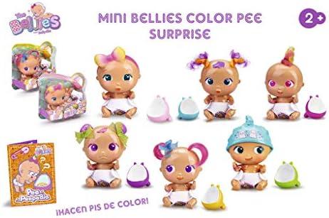Bambine a Partire da 3 Anni Famosa 700015863 The Bellies Mini No Color Pee Surprise