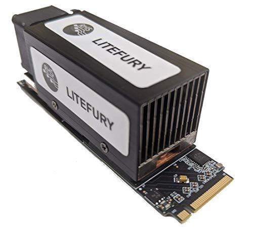 RHS Research Litefury Xilinx Artix-7 FPGA M.2 Development Board
