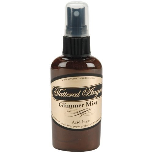 Tattered Angels Glimmer Mist 2-Ounce, Suede ()