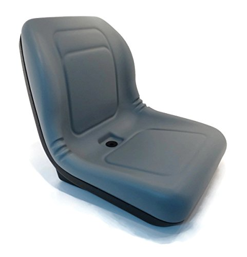 HIGH BACK SEAT for Toro Timecutter SS Mowers 99-7281 106-6672 112-2923 119-8829 by The ROP Shop 112 Seat