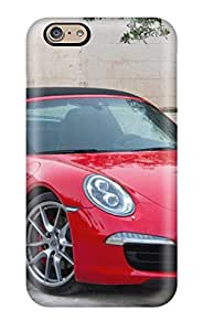 Julia Hernandez's Shop New Style 7359630K89349981 Waterdrop Snap-on 2014 Porsche 911 Targa Red Photos Case For Iphone 6