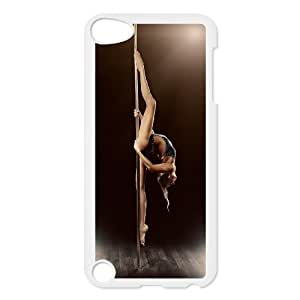 JenneySt Phone CasePole Fitness Dancing Pattern FOR Ipod Touch 5 -CASE-18