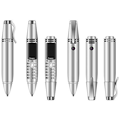 HOPE AK007 Multi Function 6 in 1 Camera Mobile Phone Pen (Silver): Amazon.in: Electronics