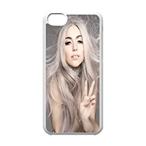 Custom High Quality WUCHAOGUI Phone case Lady Gaga Protective Case For Iphone 6 (4.5) - Case-14