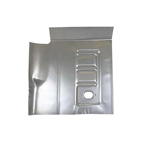 MACs Auto Parts 44-38621 - Mustang Short Right Front Floor (Mustang Floor Pan)
