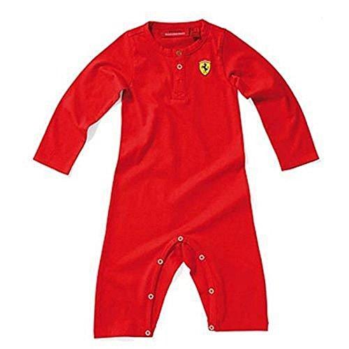 Pijama bebe Niño Niña 0 3 6 12 meses Comodo Rojo Todo de Rojo Infantil 2019