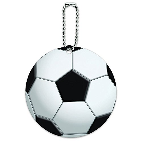 Soccer Luggage Tag - 9