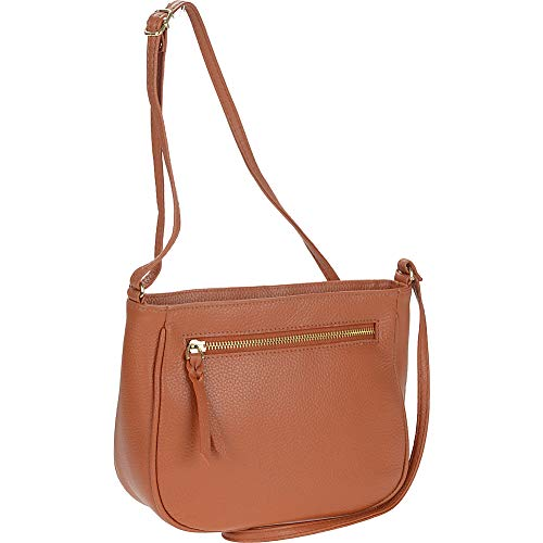 Zip R Top Cognac R Crossbody Collections amp; RR0BqF
