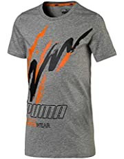 PUMA Kids Alpha Holiday TEE