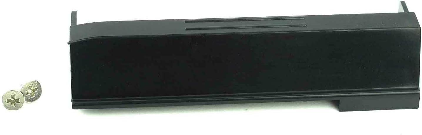 MyColo New for 10pcs Hard Drive Caddy Cover for Dell Latitude E4310 SATA Laptop