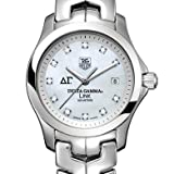Delta Gamma Women's TAG Heuer Link with Diamond Dial