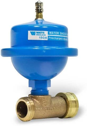 WATTS LF150A Water Hammer Arrestor,1//2 In NPT,150 psi