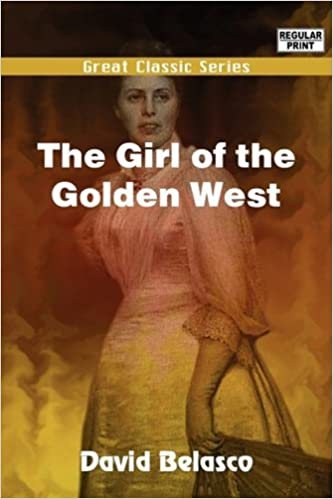 Book The Girl of the Golden West