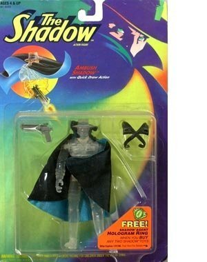 (The Shadow Ambush with Quick Draw Action Figure)