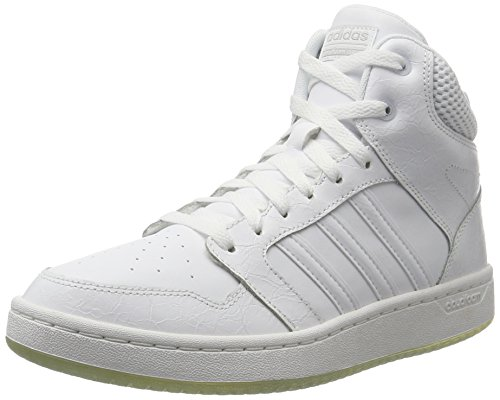 Cf Hautes White Silver Femme Baskets footwear footwear Blanc Adidas Superhoops White Mid matte dO4nFqCW