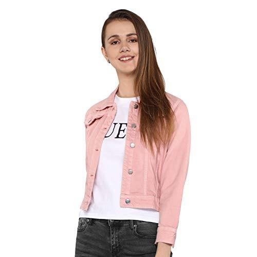 Shocknshop Women's Solid Regular Jacket
