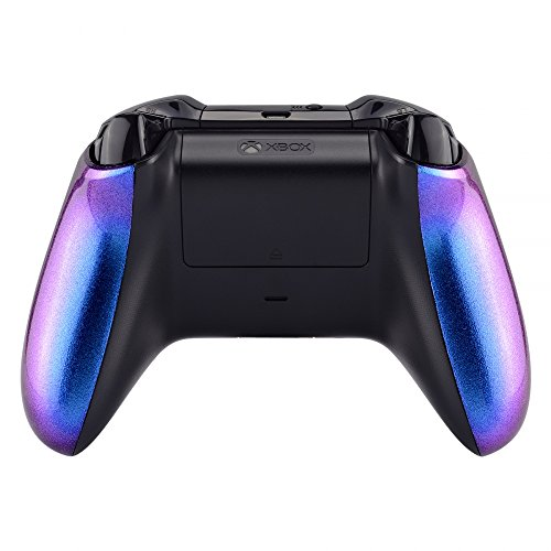 Amazon.com: eXtremeRate Chameleon Top Shell Front Housing ...