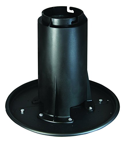 Feeder Kit Parts (Moultrie Dinner Plate Deer Feeder Kit | Gravity Feed |Dispenses Feed to up 2.25