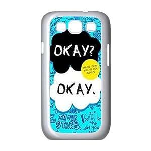 Custom Case for Samsung Galaxy S3 I9300 with Personalized Design Okay Okay wangjiang maoyi by lolosakes