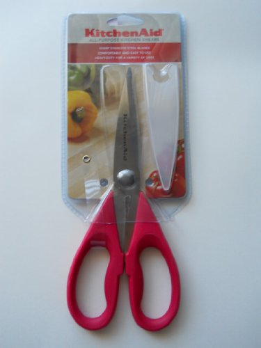 KitchenAid All Purpose Kitchen Shears Hot Pink