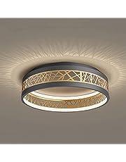 YYURUYI Slaapkamer Lamp Plafondlamp Nordic Eenvoudige Moderne Verlichting Creatieve Warme En Romantische Vogelnest Kamer Licht Luxe Lampen