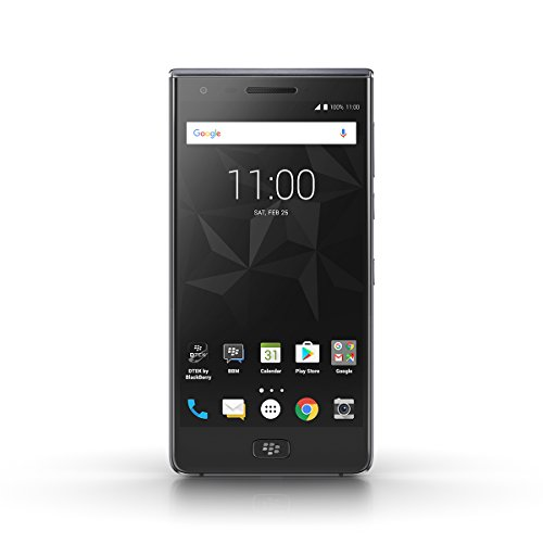 BlackBerry Motion GSM Unlocked Android Smartphone (AT&T, T-Mobile, Cricket) – 4G LTE, 32GB (U.S. Warranty) by BlackBerry