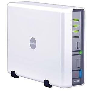 "Synology Disk Station DS109j - Unidad RAID (Serial ATA II, 3.5"", EXT3,NTFS, 0,03125 GB, CIFS, AFP (3.1), FTP, NFS, Telnet/SSH, 810 g)"