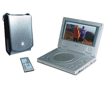 Airis LW 257 - Reproductor de DVD portátil: Amazon.es: Electrónica