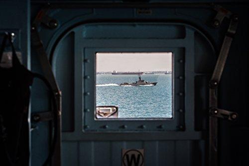 Republic Of Singapore Navy Fearless Class Patrol Vessel Rss Fearless  94  Sails Alongside Ticondero