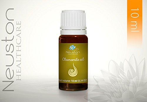 Chamomile Oil - Pure Base Oil 10ml Neuston Healthcare