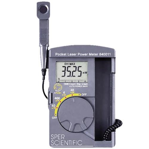 Sper Scientific 840011 Pocket Laser Power Meter