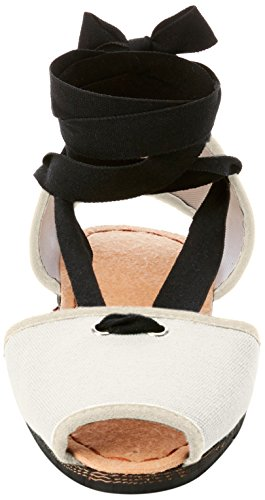 Beige Spartans Donna Espadrillas Classic Original Cream Couple amp;Pie Shoes TqcPqCrY