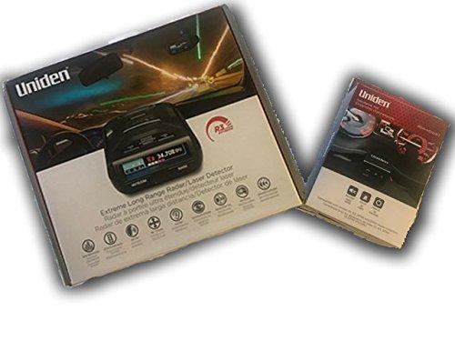 Uniden R3 + Hardwire Kit w/ Mute Button Bundle