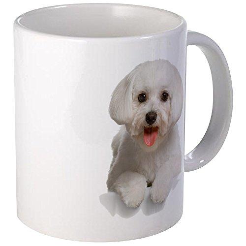 (CafePress - Bichon Frise Mug - Unique Coffee Mug, Coffee Cup)