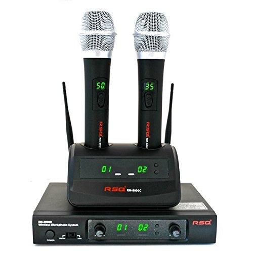 RSQ RM8000 Dynamic Cardioid Microphone