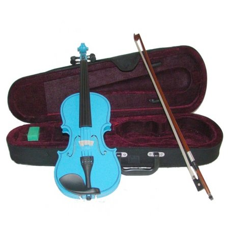 Merano MV300BL Violin Strings Shoulder product image