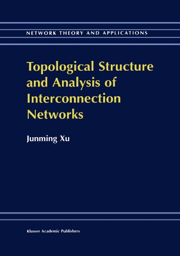 Topological Structure and Analysis of Interconnection Networks (Network Theory and Applications)